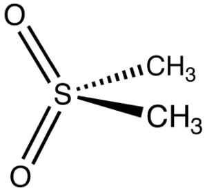 Methyl Sulfonyl Methane (MSM)'s cell structure