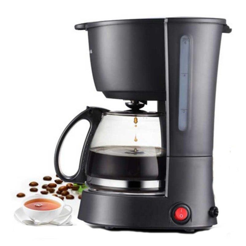 Drip-Coffee-Maker-Machine-220V-550W-Electric-Black.