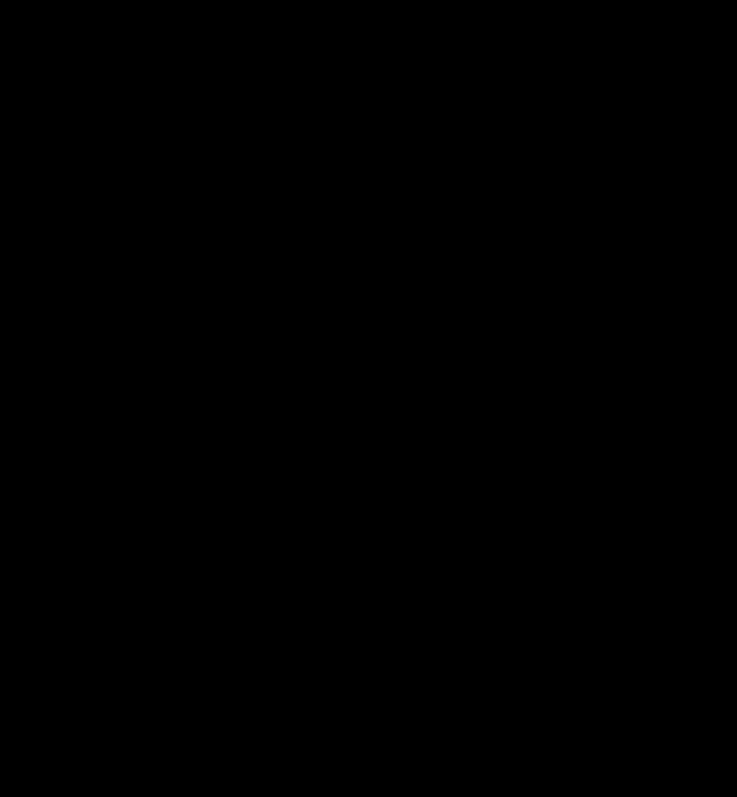 L-glutamine chemical structure