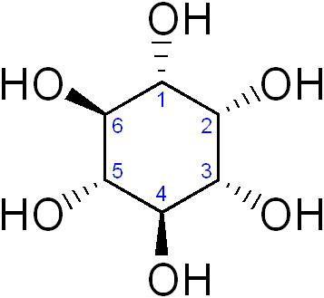 Vitamin B8 chemical structure