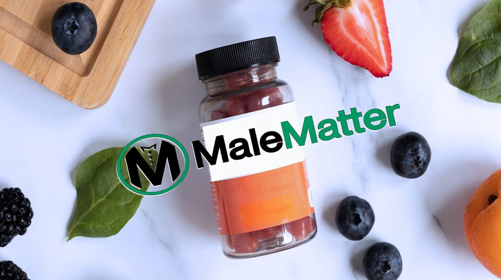 MaleMatter Vitamins Essentials