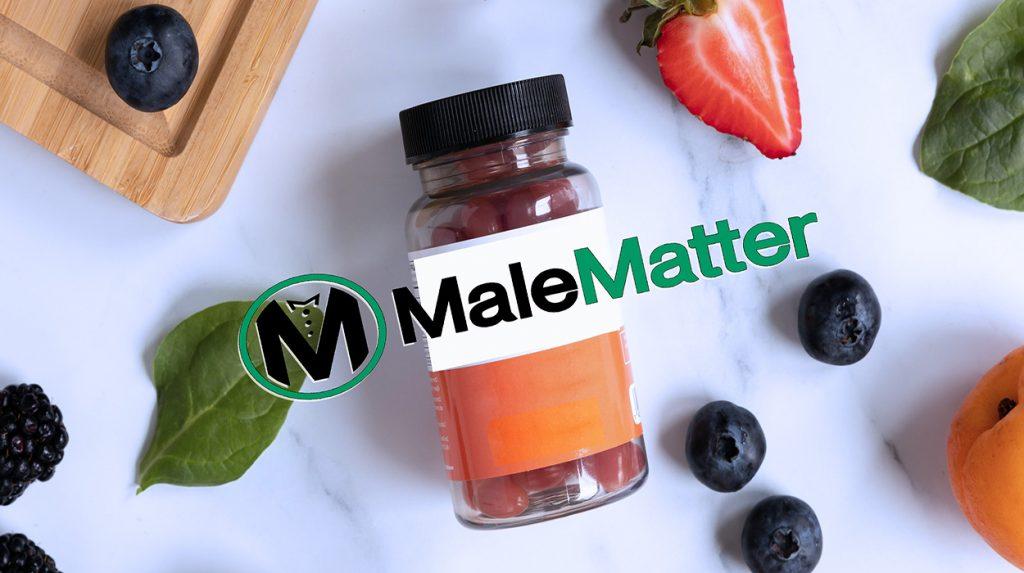 MaleMatter Vitamins Essentials